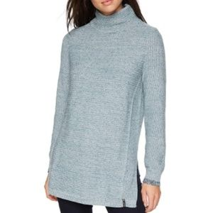 Woolrich Cowl Neck Eco Rich Toketee Tunic Sweater